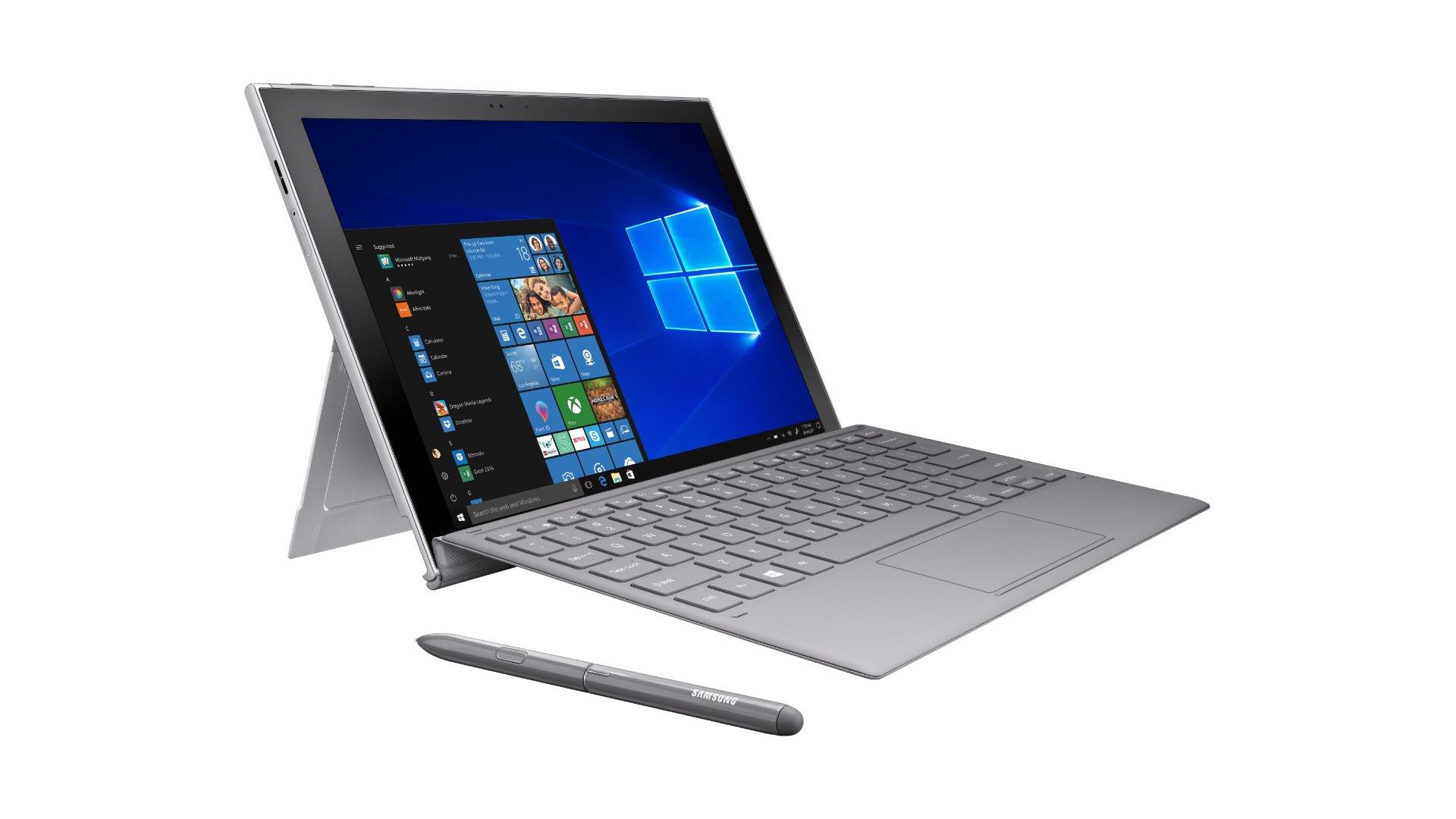 Microsoft розробляє Windows Lite для конкуренції з Chrome OS (Samsung Galaxy Book 2)