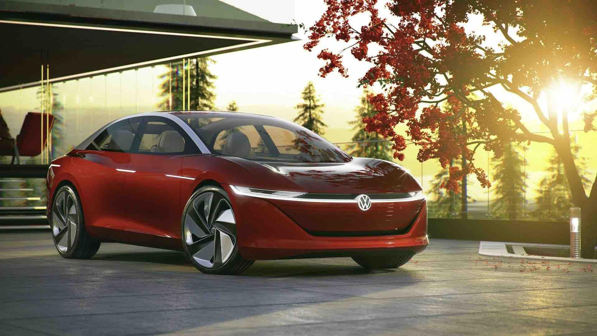 Volkswagen планує випустити бюджетний електромобіль