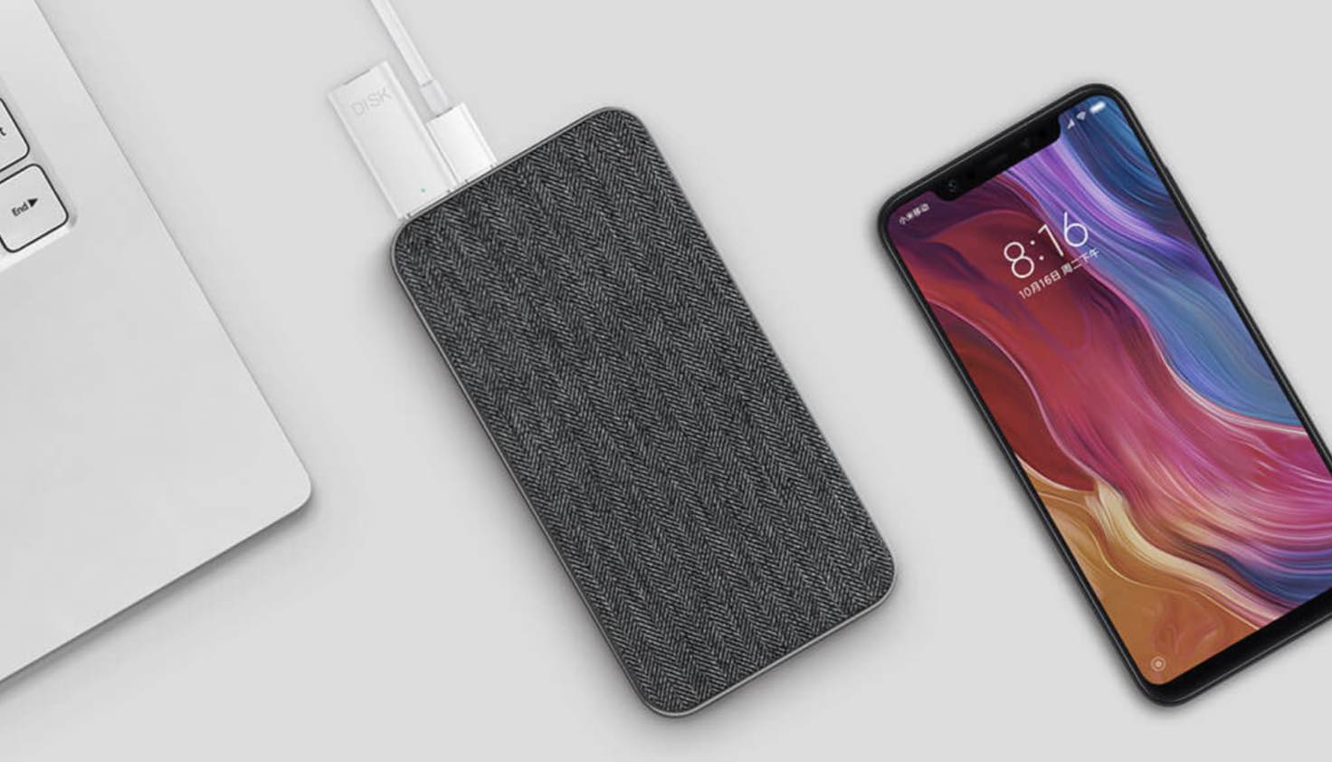 ZMI PowerPack 10K-PD USB-C