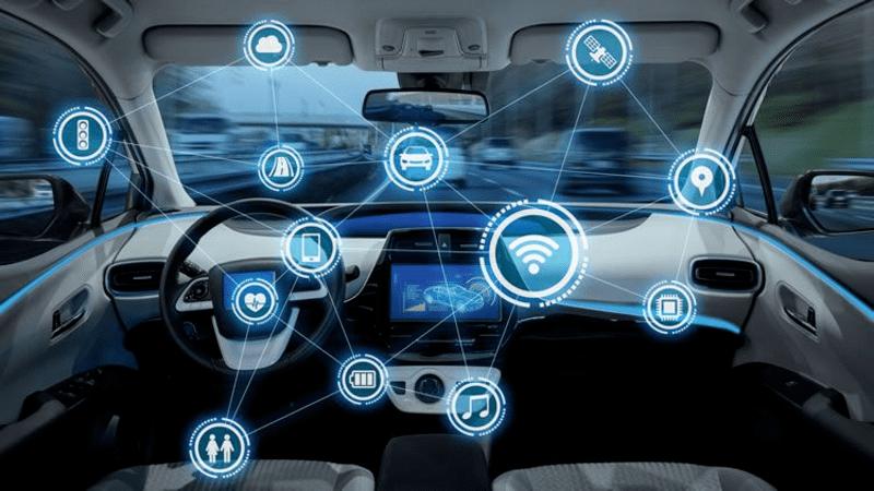 Автомобілі використовуватимуть блокчейн для обміну інформацією