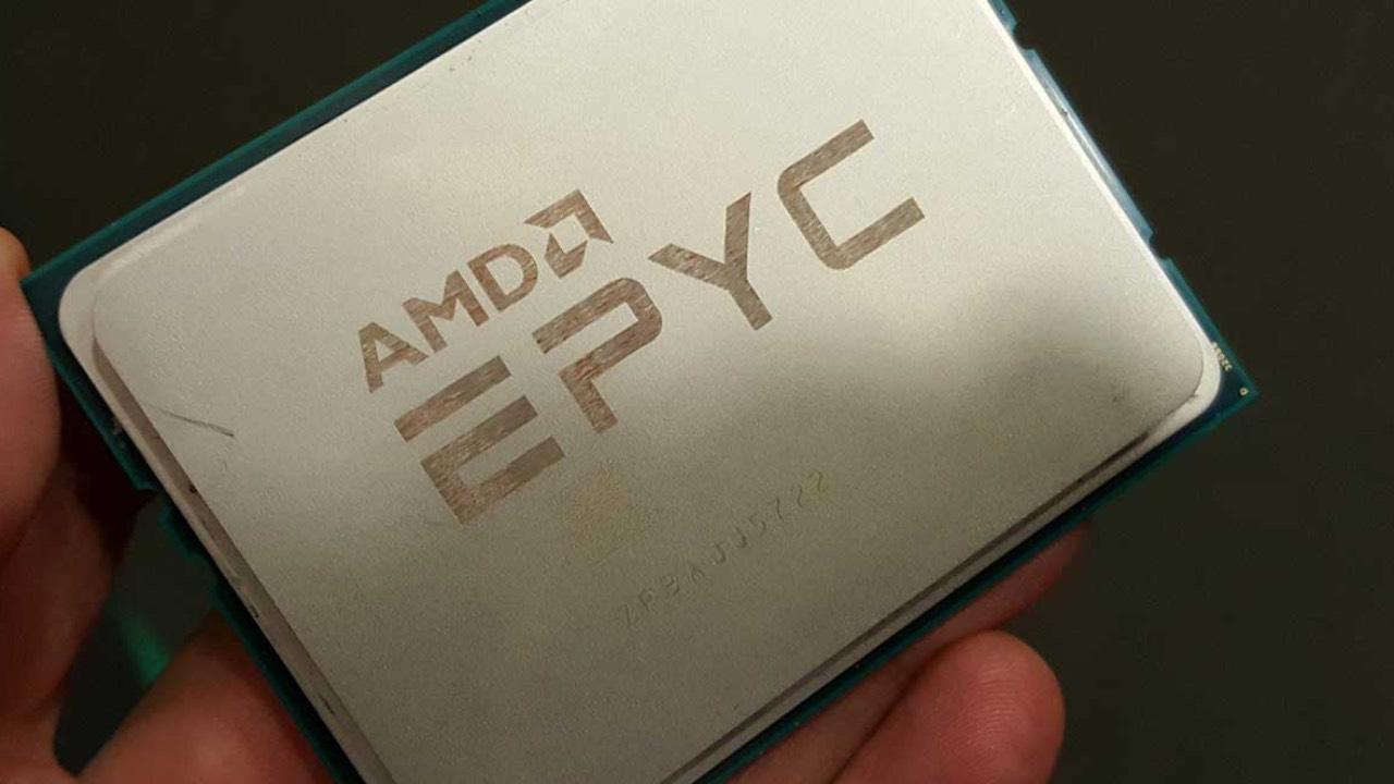 AMD EPYC (Mentor Graphics)