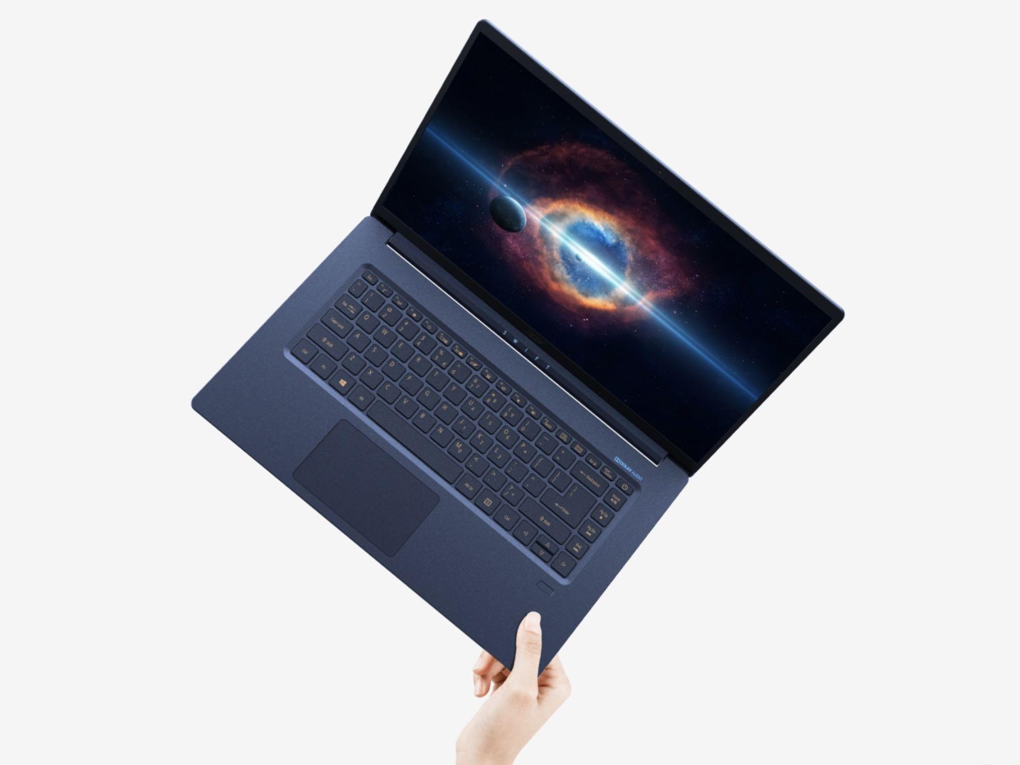 Магнієво-літієвий сплав зробить ноутбуки легшими і тоншими