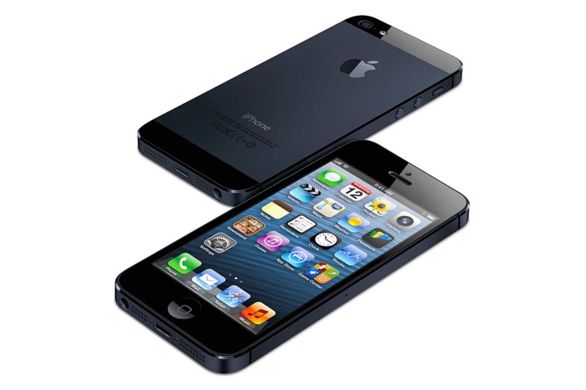 Apple iPhone 5 (2012)