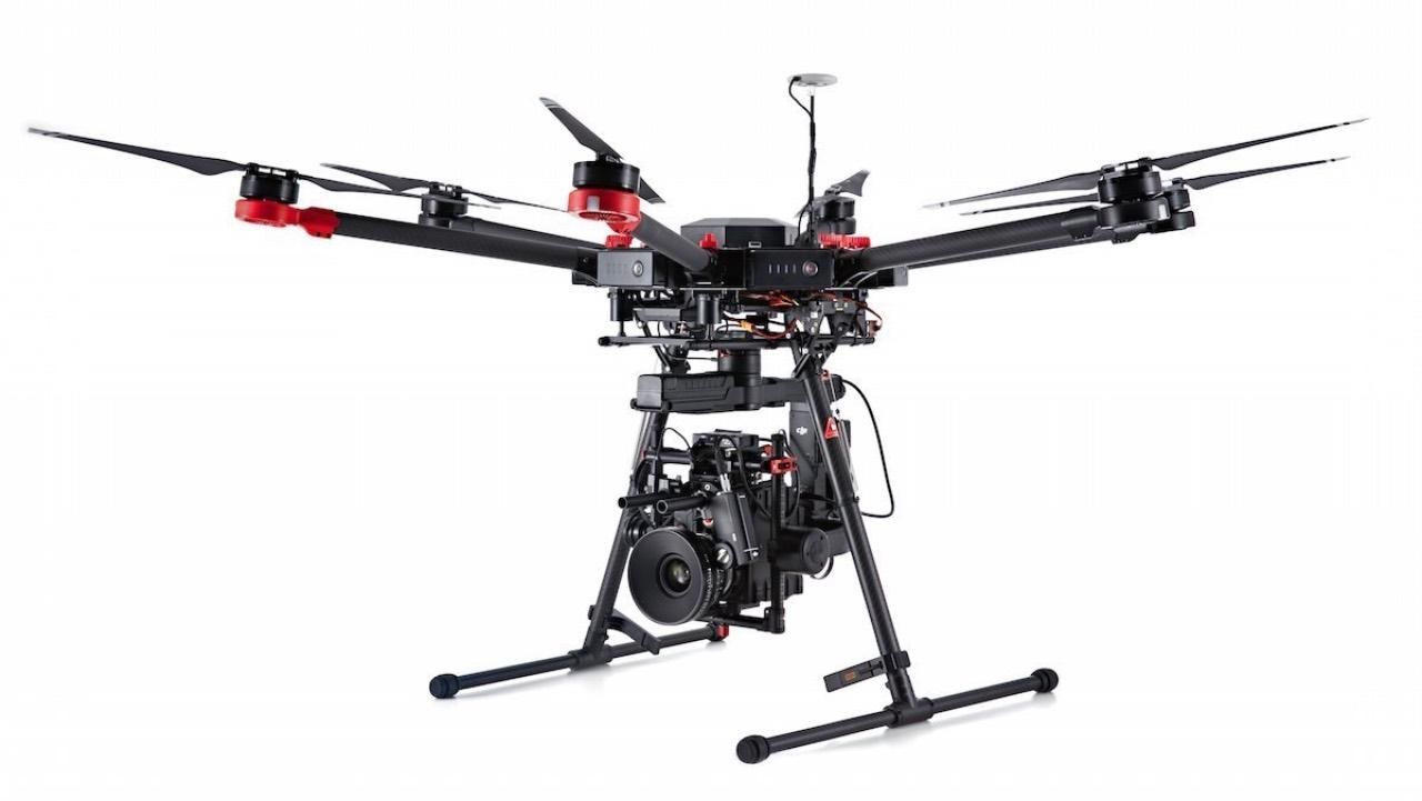 DJI Matrice 600 Pro / Використання доставки дронами може врятувати життя