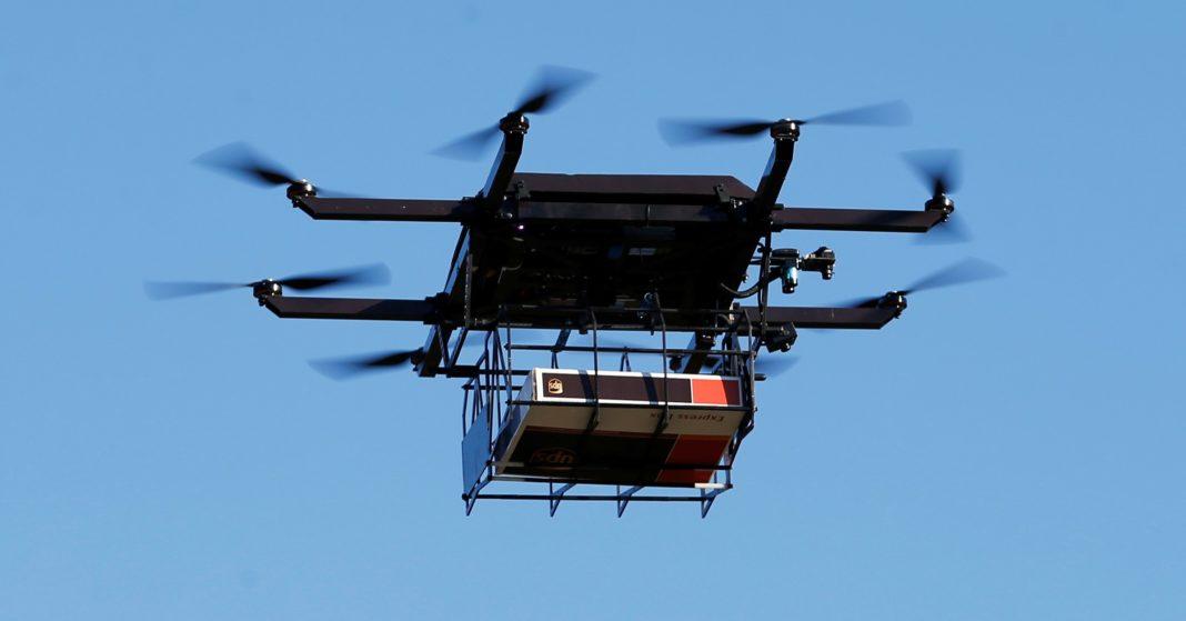 Нова система допоможе дронам «бачити» стіни