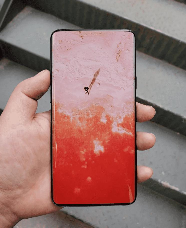 Samsung Galaxy S10 позбавлять сканера райдужної оболонки?