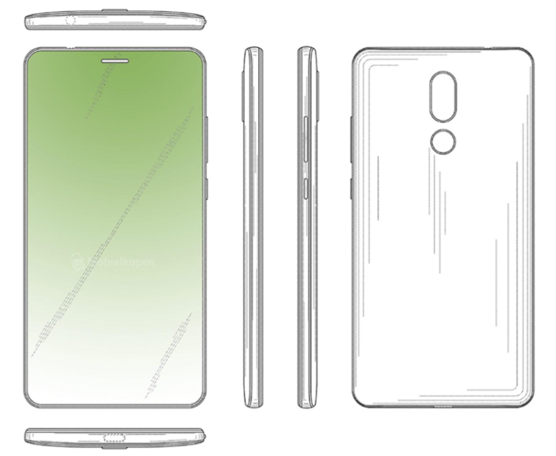 Huawei – новий патент
