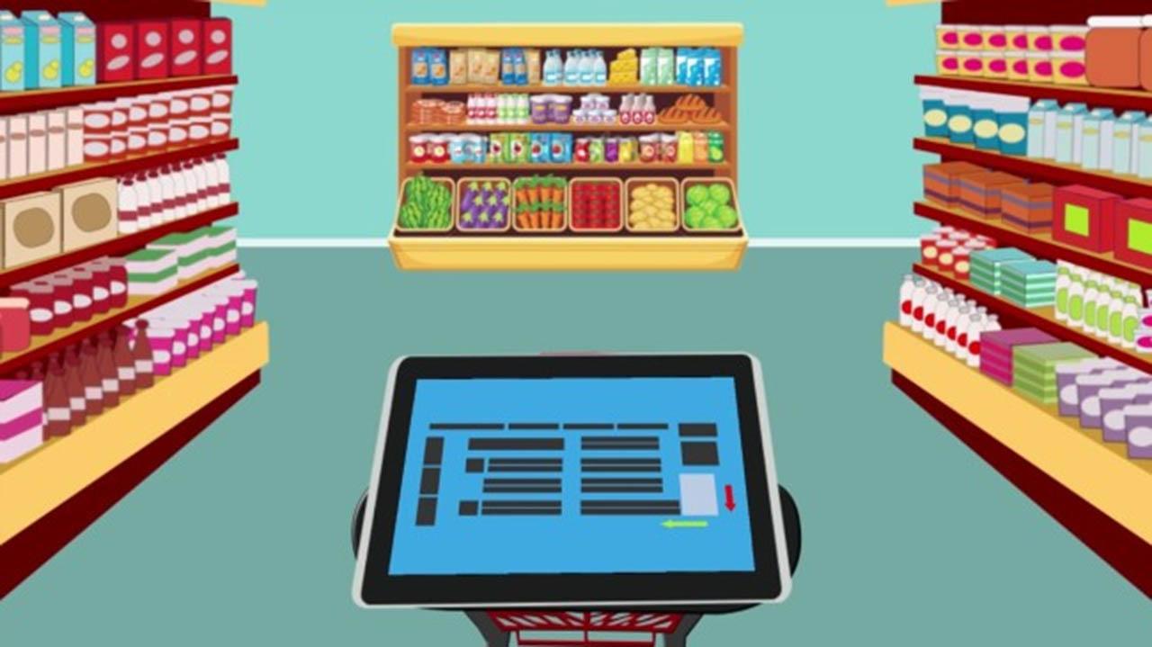LG розробляє розумного робота для покупок