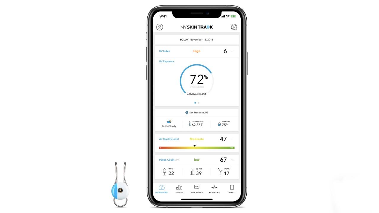 L'Oreal випустив мобільний пристрій для вимірювання УФ-променів