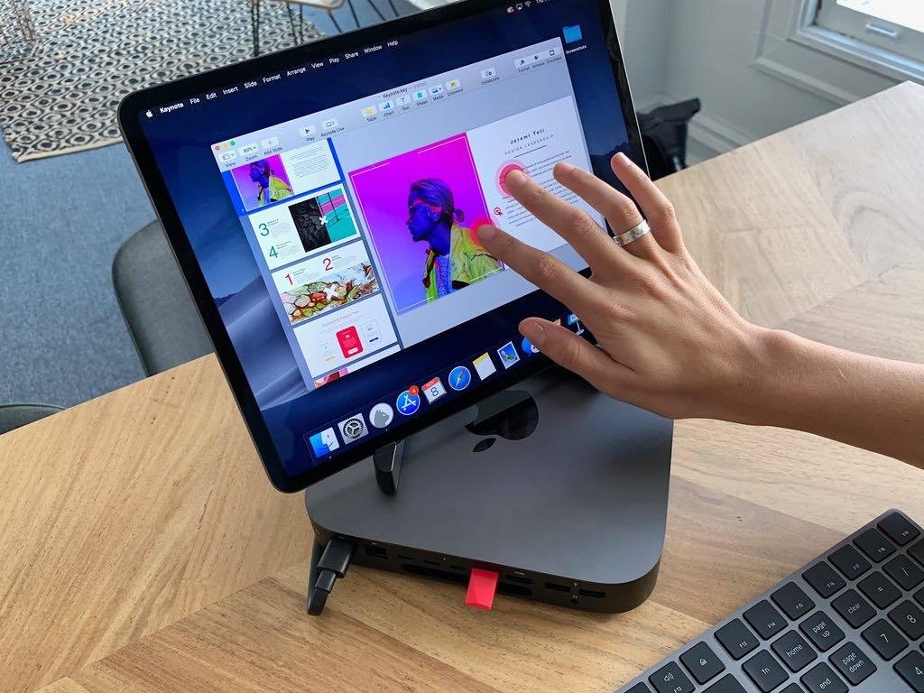 Технологія Luna Display дозволяє запускати MacOS на iPad