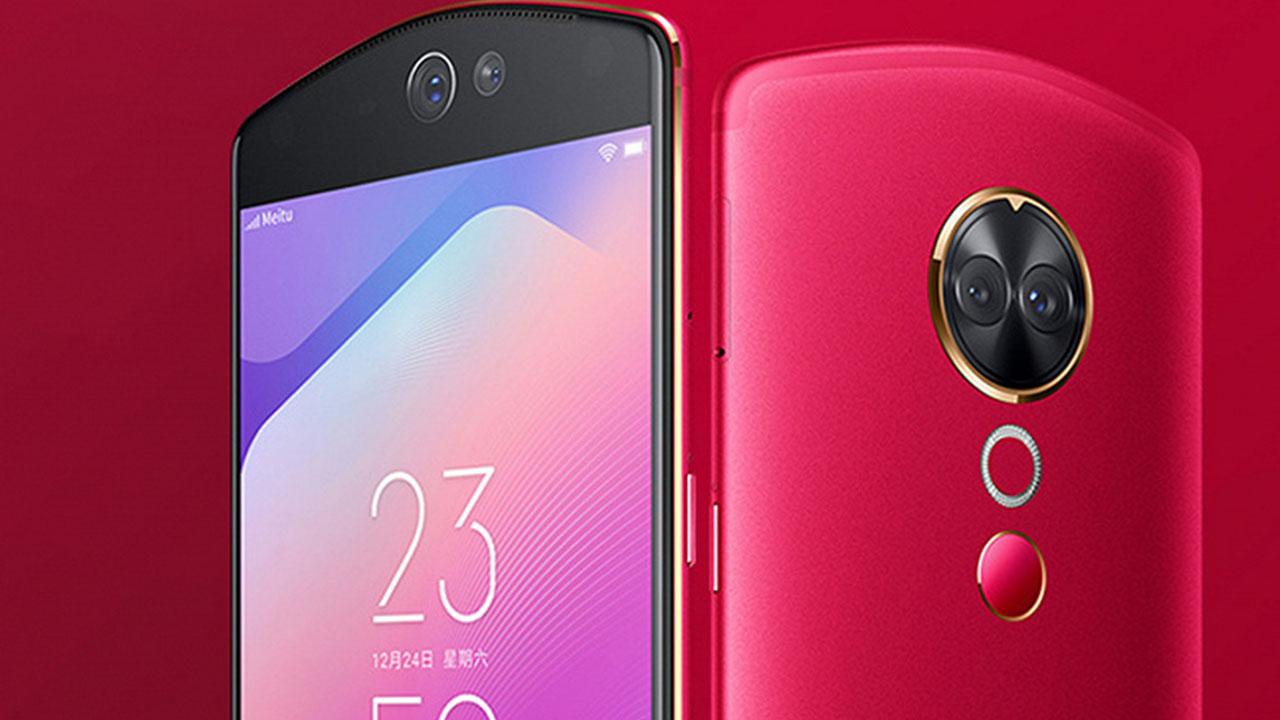 Meitu готує конкурента Xiaomi Pocophone F1