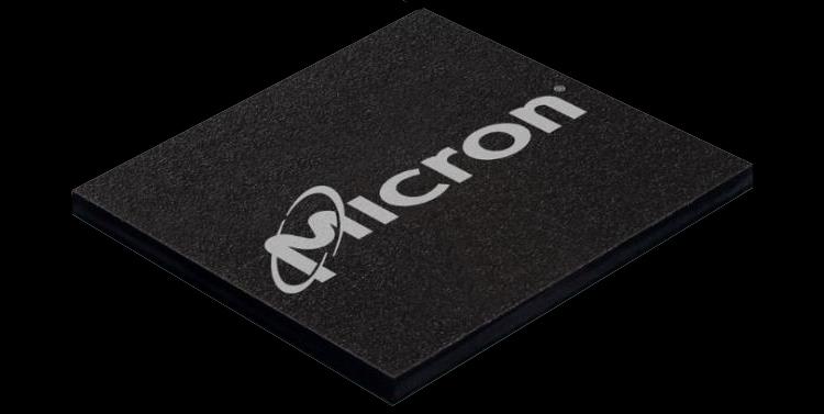 Micron розпочинає розробку оперативної пам'яті LPDDR4X ємністю 12 Гб
