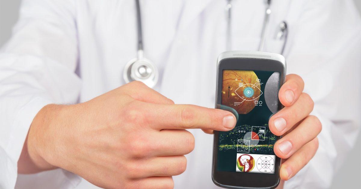Мобільні застосунки використовуватимуть для лікування захворювань