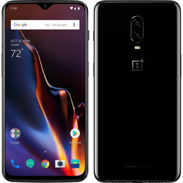 OnePlus 6T (ТОП-10 найкращих смартфонів до ₴ 10 000 на кінець 2019 року)