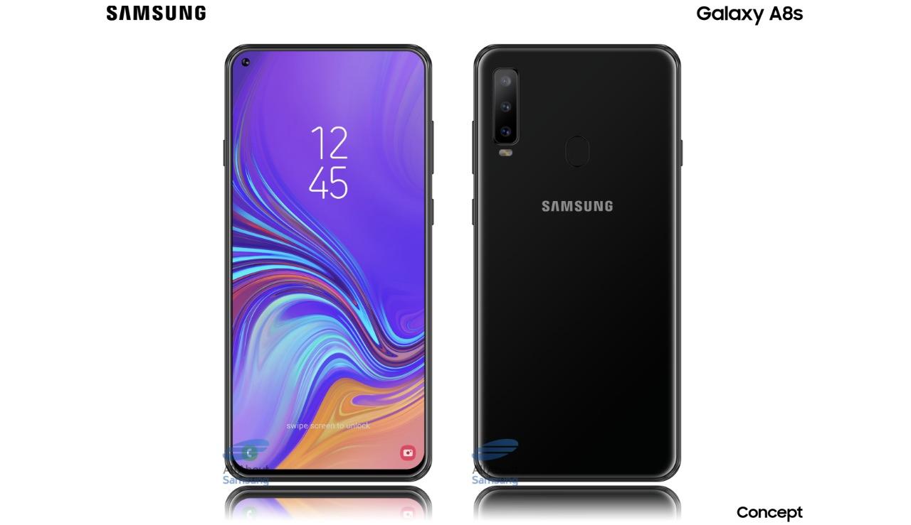Концепт SamsungGalaxy A8s
