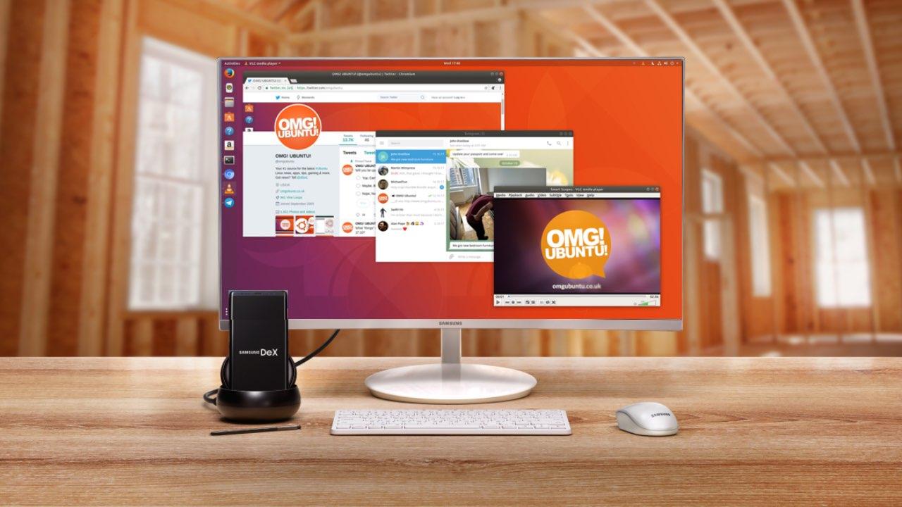 Samsung - Linux on DeX