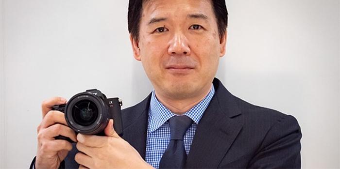 Кенджі Танака (Kenji Tanaka) – Sony