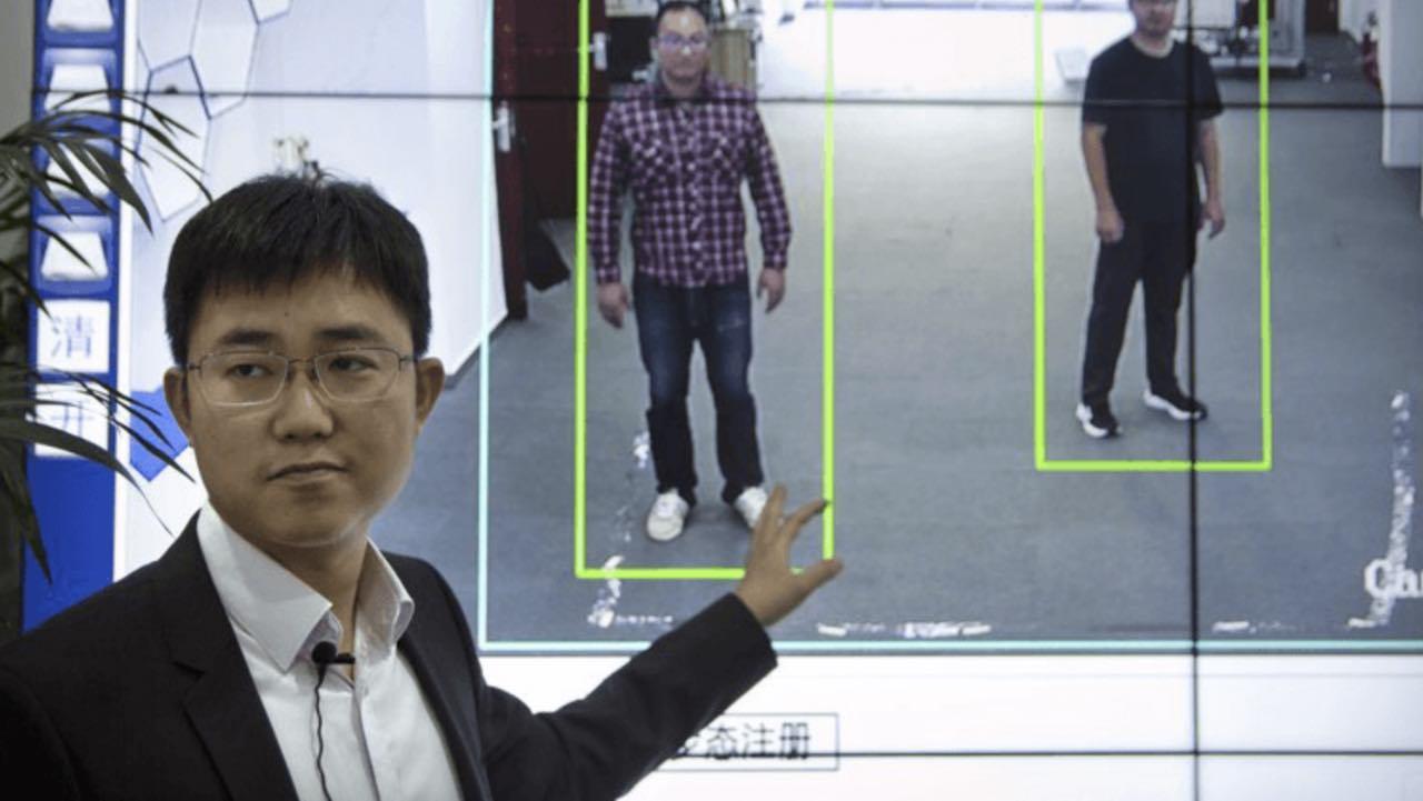 Технологія розпізнавання осіб за ходою та будовою тіла