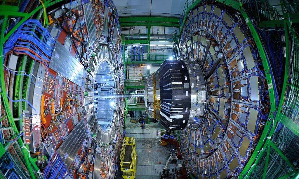CERN представив проект нового колайдера