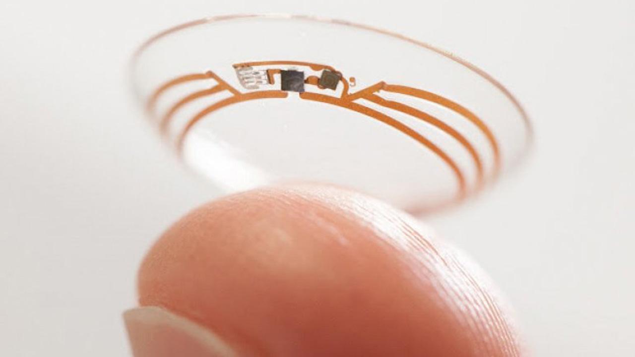 Verily припинила розробку контактних лінз з датчиком рівня цукру