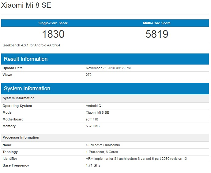 Xiaomi одна з перших тестує Android 10