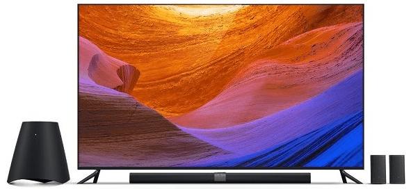 Xiaomi Mi TV 4 діагоналлю 65 дюймів