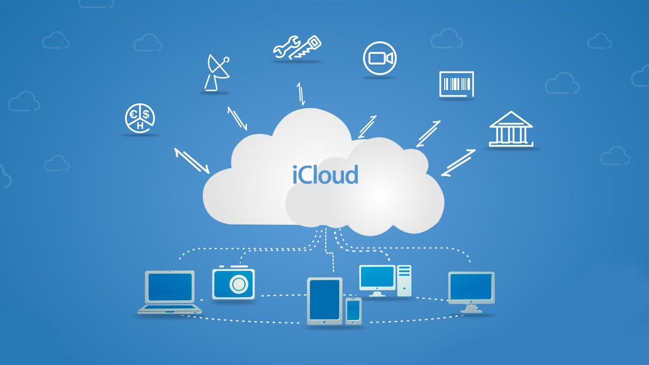 iCloud 12.5