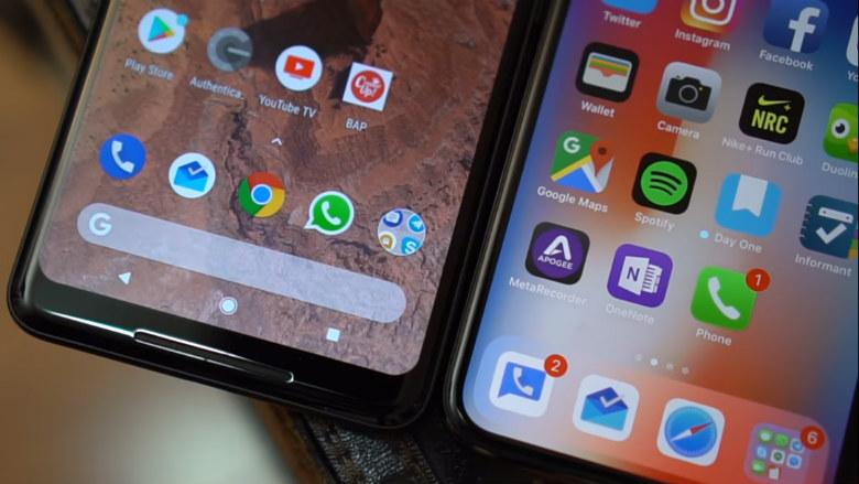 Власники iPhone стали частіше переходити до конкурентів