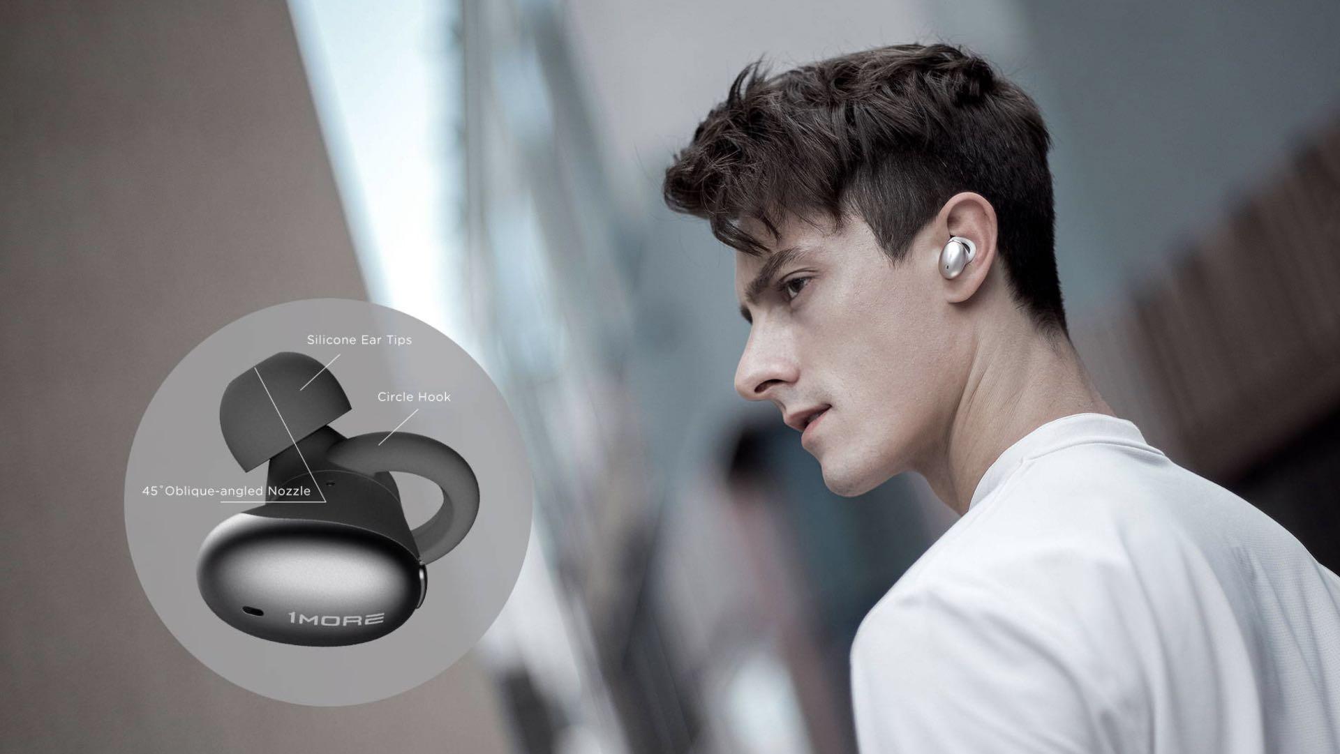 1More Stylish True Wireless In-Eer Headphones