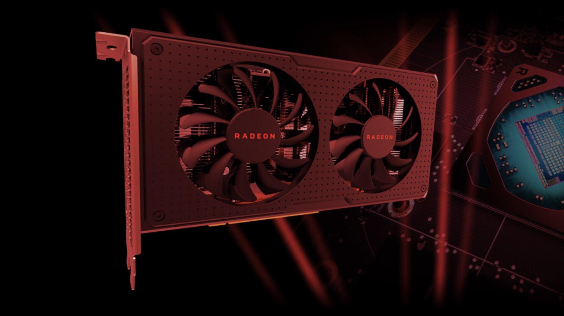 Radeon Image Sharpening став доступний для серій RX 400 та RX 500
