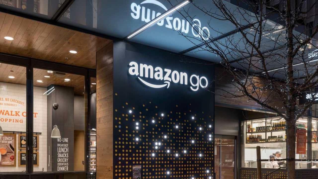 Amazon впровадить автоматизацію у великі супермаркети