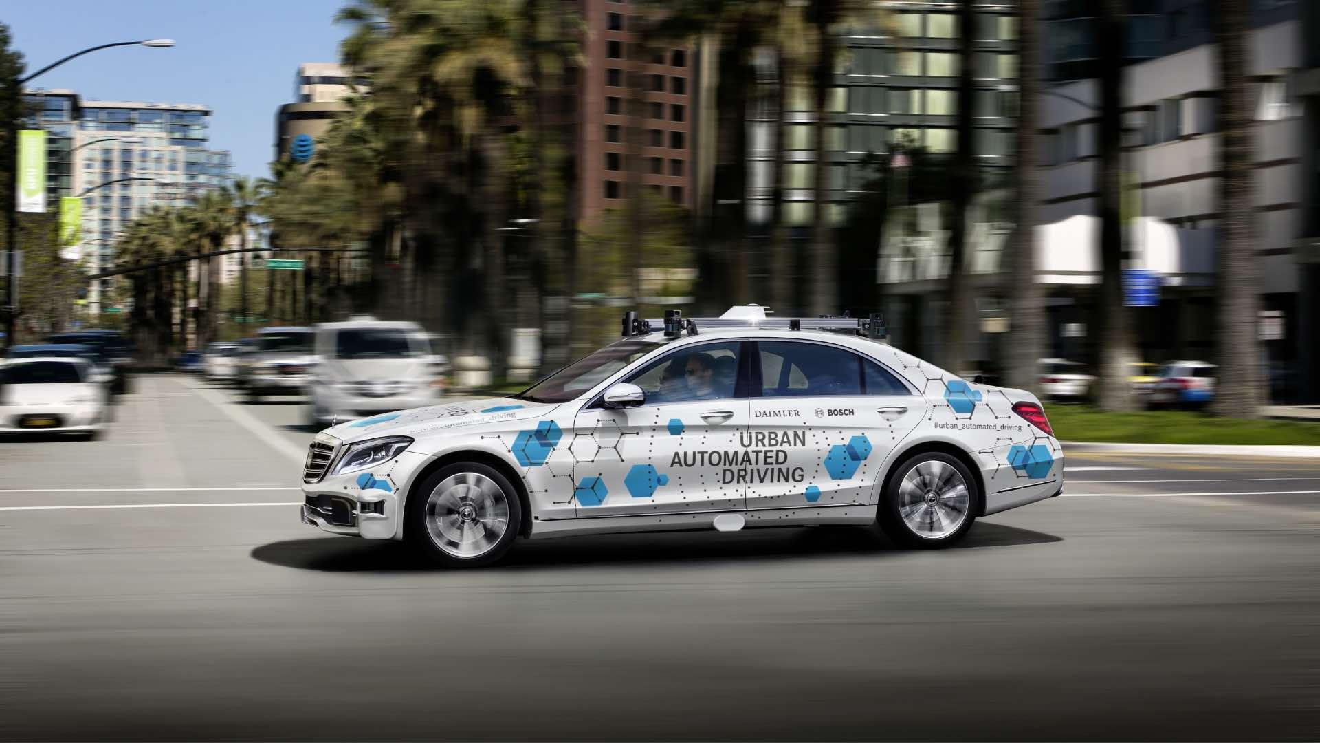 Bosch і Daimler в тестовому режимі запускають нову послугу