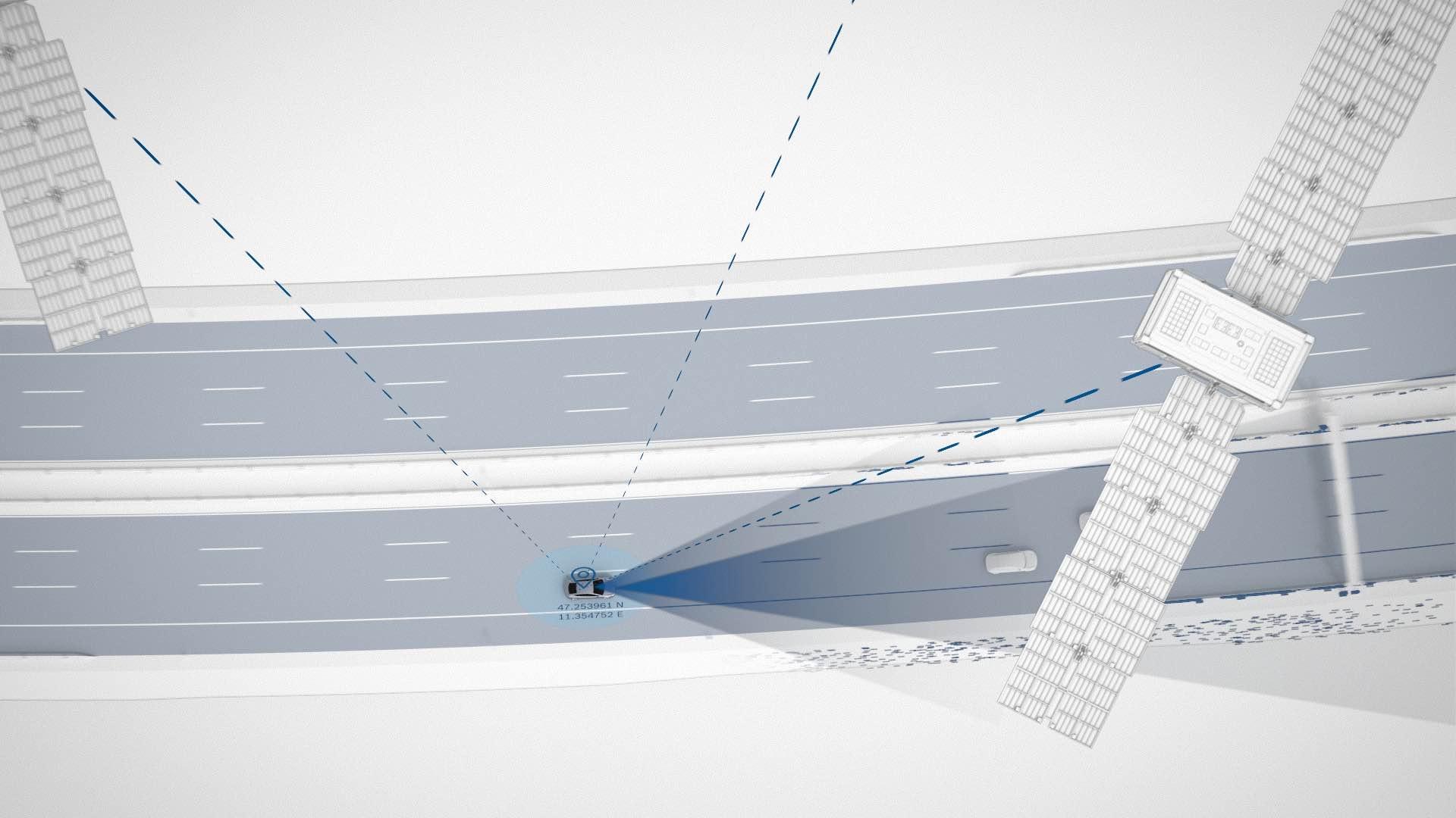 Безпечний автономний рух від Bosch: з точністю до сантиметра