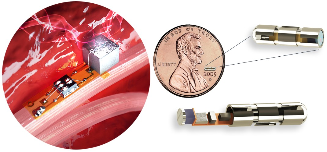 Iota Biosciences розробив датчики під шкіру