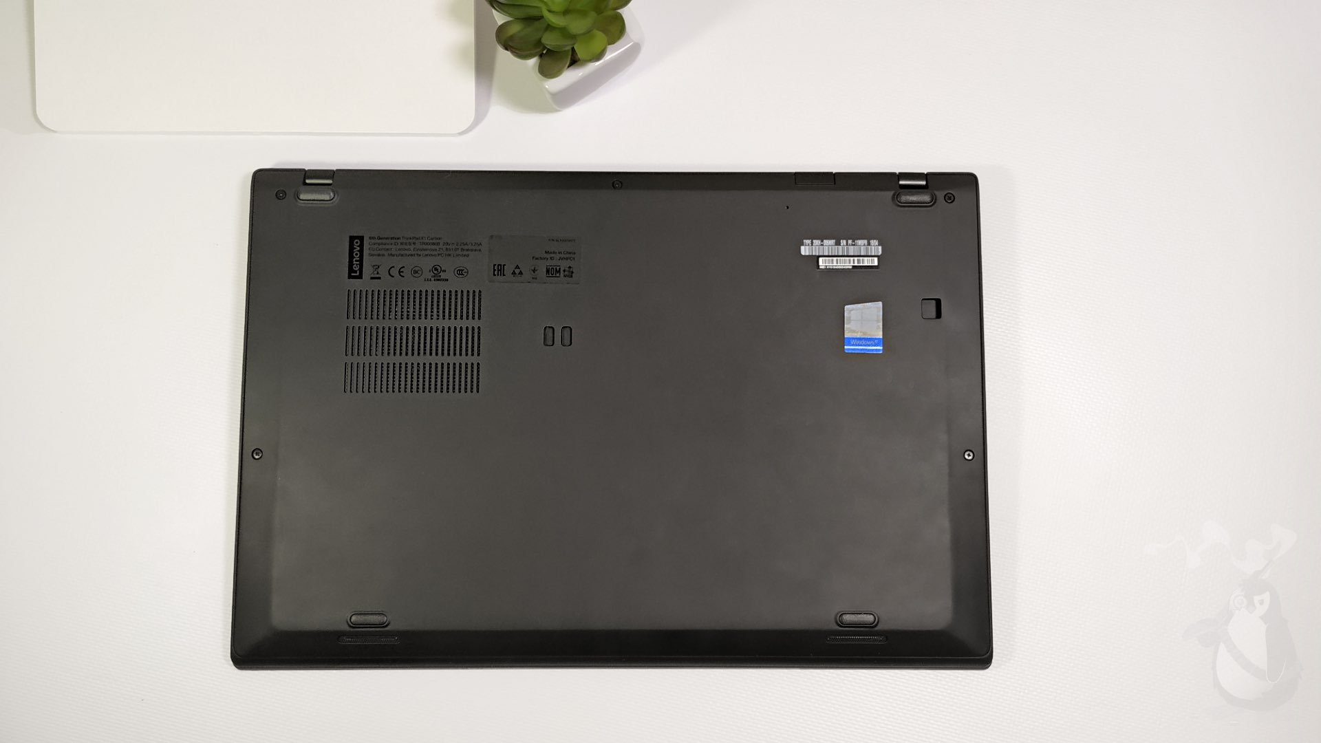 Lenovo ThinkPad X1 Carbon 6-ого покоління