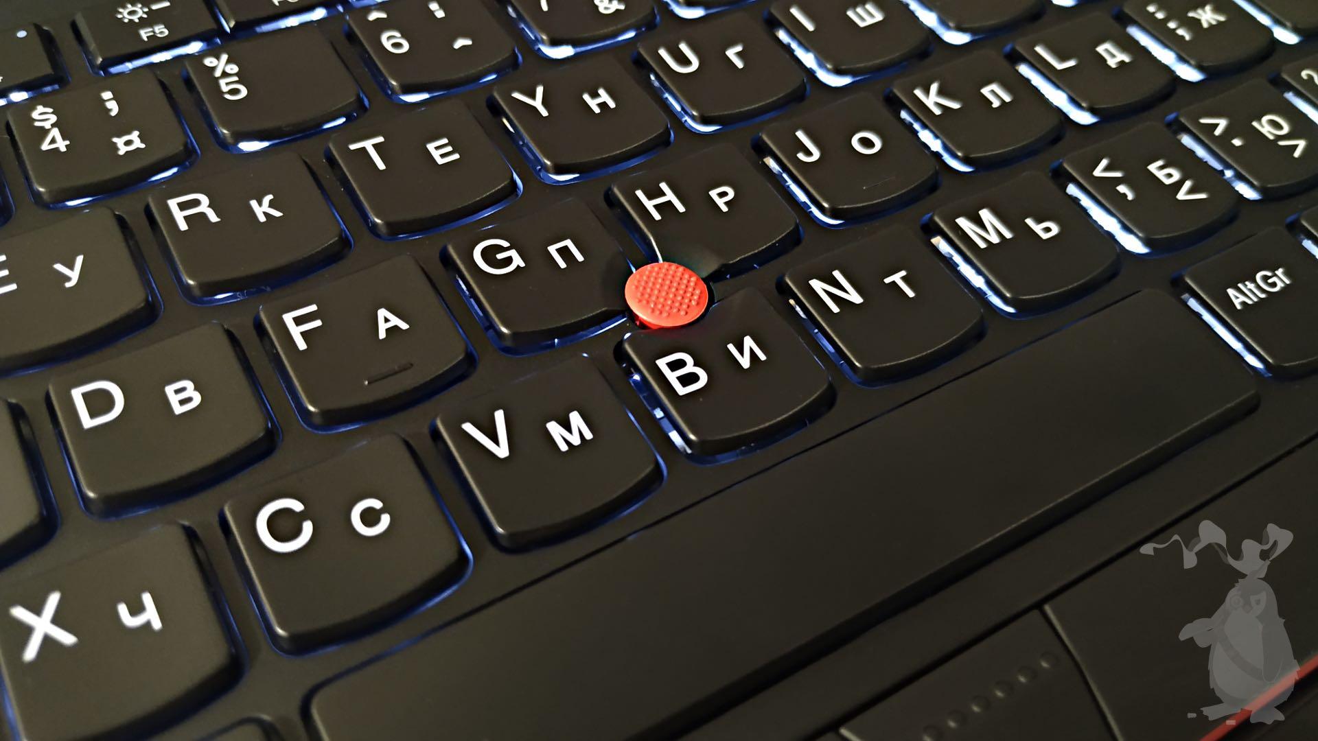 Lenovo ThinkPad X1 Carbon (6-е покоління)