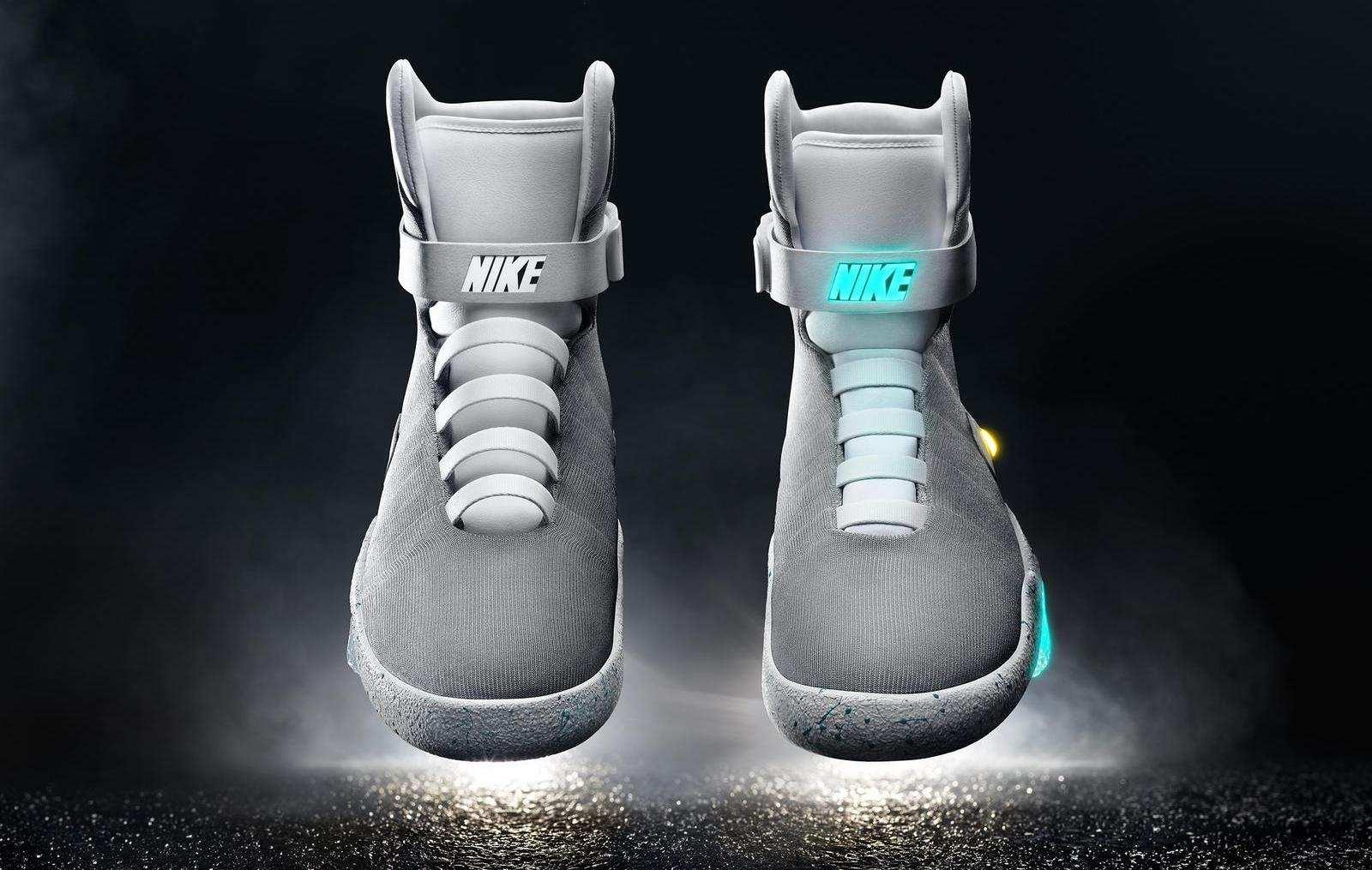 Nike випустить кросівки як у фільмі «Назад у майбутнє» - Pingvin.Pro 7f4b635358a57