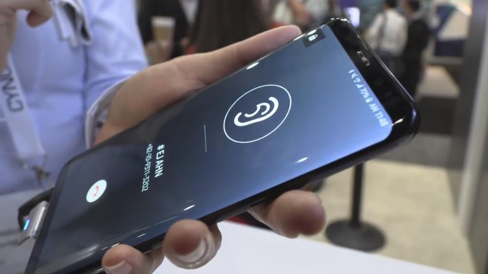 Samsung представить технологію Sound on Display