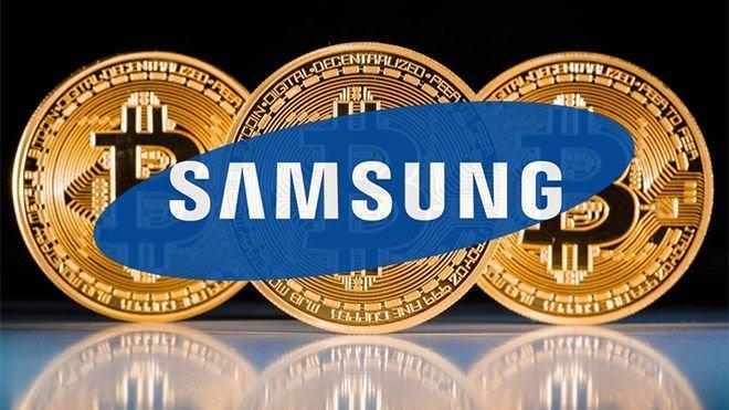Samsung готує власний криптовалютний сервіс