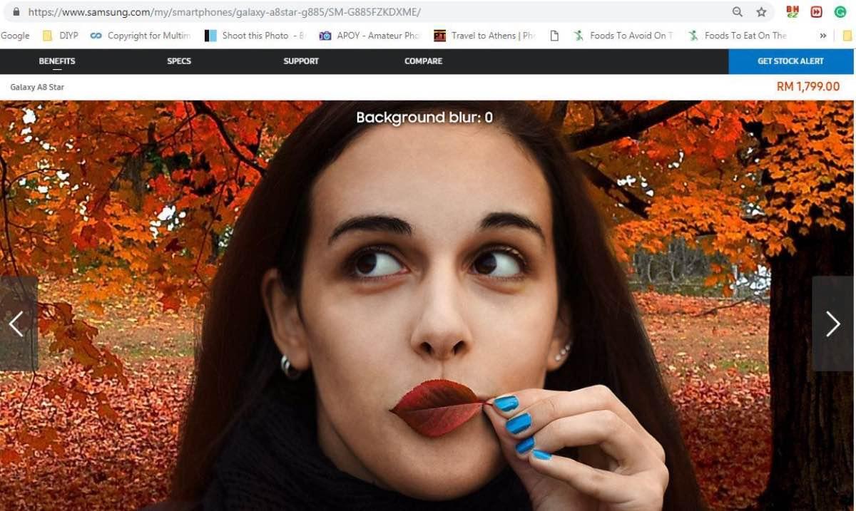Фотограв викрив черговий обман Samsung