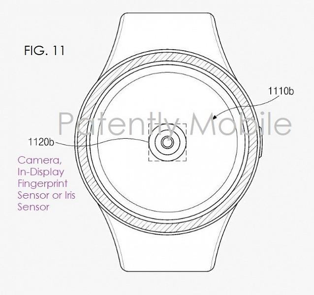 Samsung Galaxy Watch 2 може отримати сканер відбитків пальців під екраном