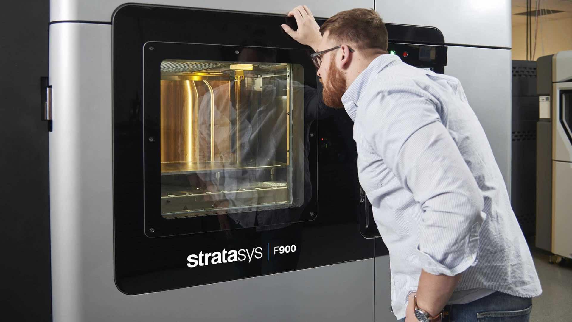 Деталі для британських поїздів друкуватимуть на 3D-принтері