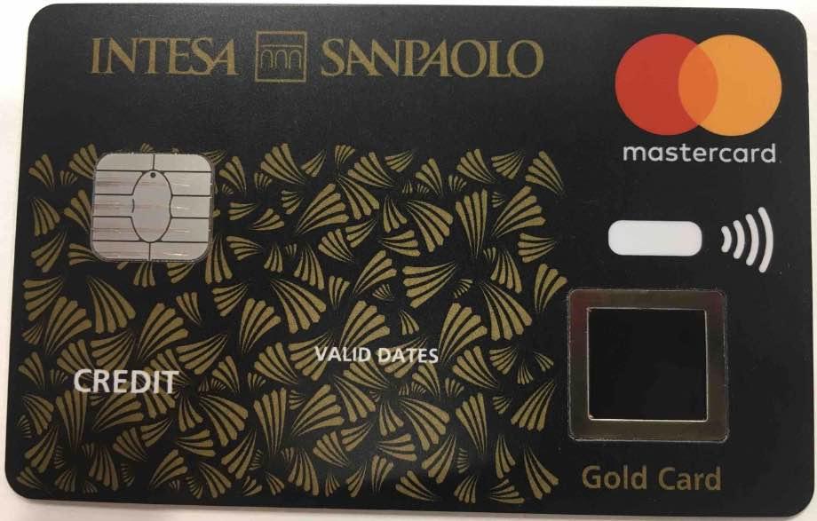 В Європі тестується перша безконтактна біометрична картка