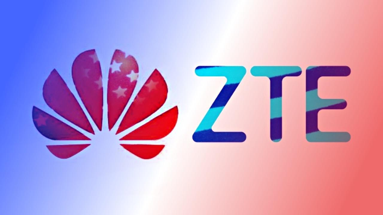 Huawei та ZTE