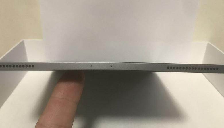 Apple вважає дефект iPad Pro нормальним