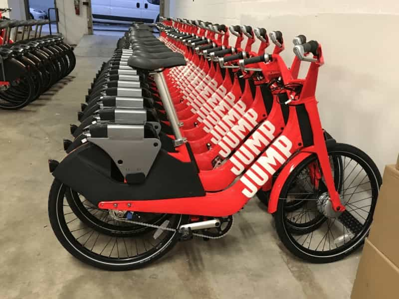 Uber розроблятиме безпілотні велосипеди та електроскутери