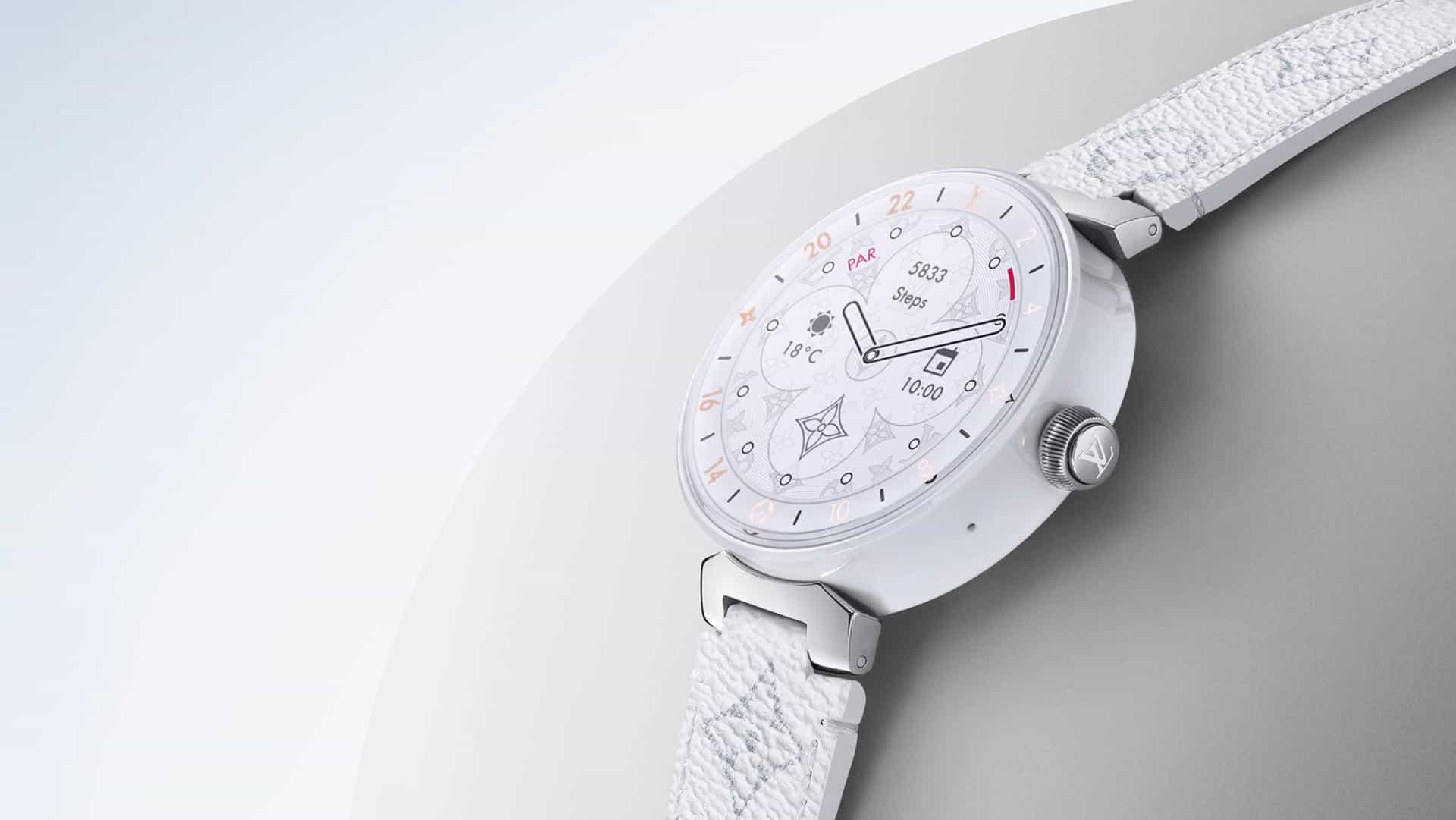 Louis Vuitton Tambour Horizon: представлено оновлену версію годинника