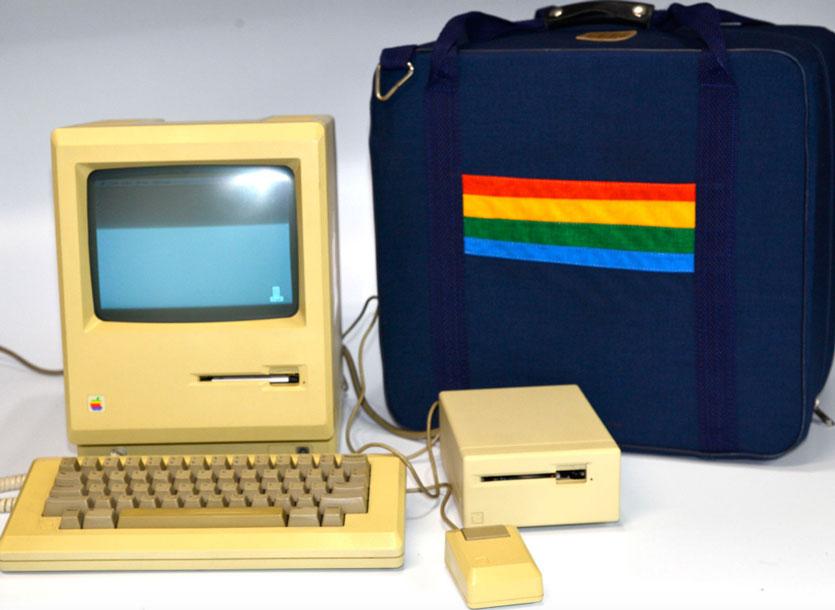 Macintosh від Apple виповнилося 35 років