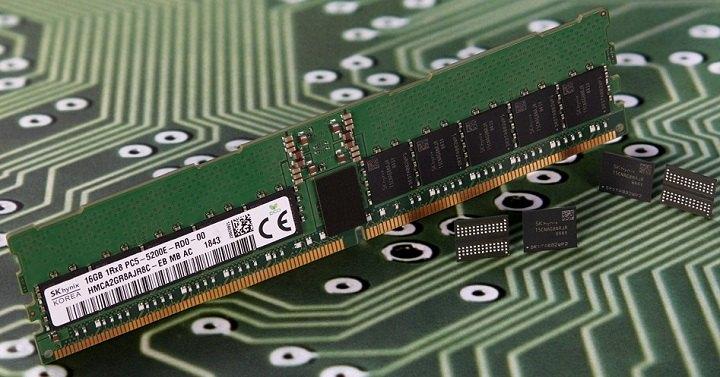 SK Hynix працює над новим стандартом ОЗП – DDR6