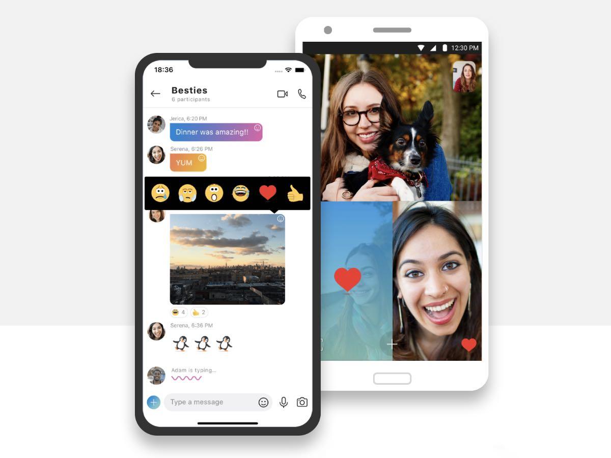 Skype для Android отримав певні зміни